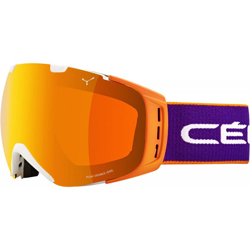 orange ski goggles  orange flash fire products