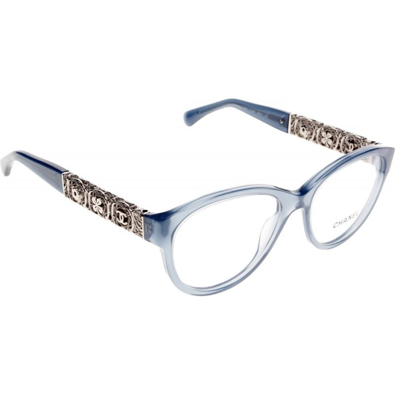 Chanel Glasses Frame Usa : Chanel Bijou Exclusive CH3271 1407 53 Glasses - Shade ...