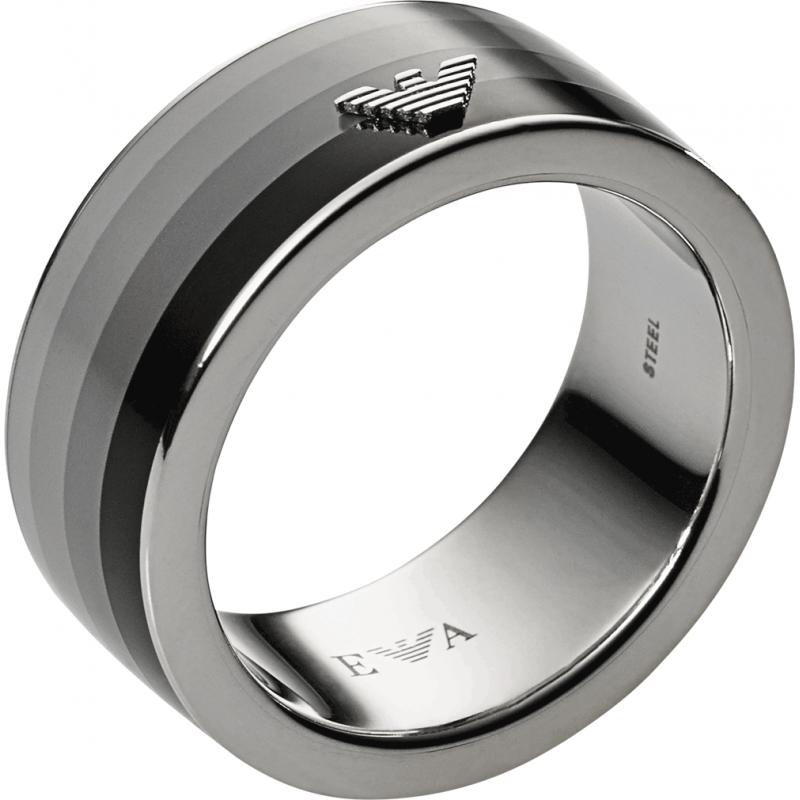 emporio armani kette ring egs1979040 jewellery shade. Black Bedroom Furniture Sets. Home Design Ideas