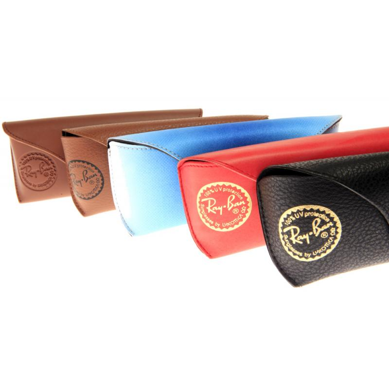 ray ban sunglass frames vebe  Ray Ban RB4125 Cats Sunglasses Brown Frame Gray Gradient Lens