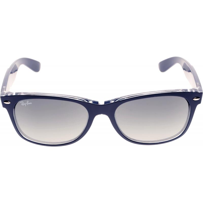 ray ban wayfarer rb2132 605371 55 sunglasses shade station usa. Black Bedroom Furniture Sets. Home Design Ideas