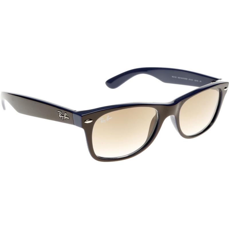 Ray-Ban Wayfarer RB2132 874/51 52 Sunglasses - Shade ...