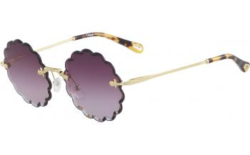 2ed19e7a78525 Sunglasses. Chloé Rosie Petite Flower. Only  243.30. In Stock