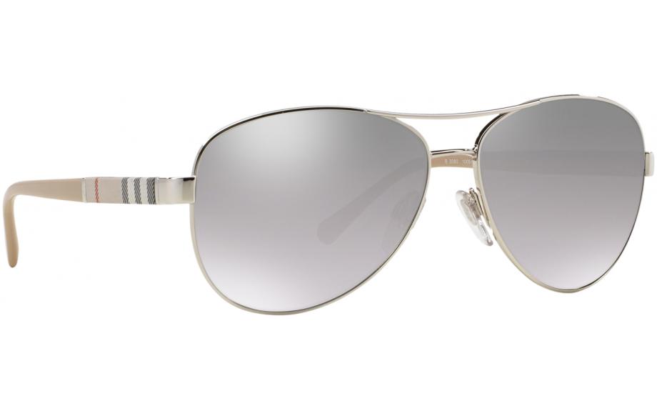 2d59d37ac96 Burberry BE3080 10056V 59 Sunglasses - Free Shipping