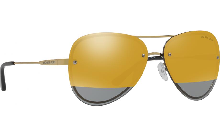2fbe9872fe1d0 Michael Kors La-Jolla MK1026 11681Z 59 Sunglasses - Free Shipping ...