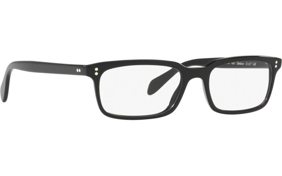 d7b05c8e21 Oliver Peoples Denison OV5102 1005 53 Glasses - Free Shipping ...