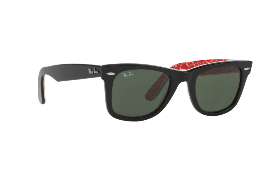 7a0a7099cd Ray-Ban Wayfarer RB2140 1016 54 Sunglasses - Free Shipping | Shade Station