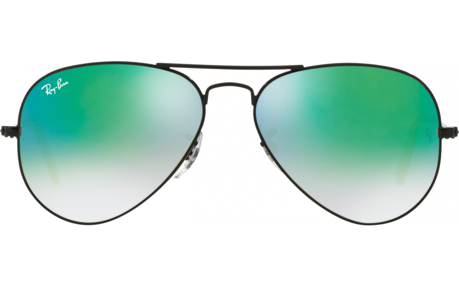 Ray-Ban Aviator RB3025 002/4J 58 Sunglasses - Free Shipping