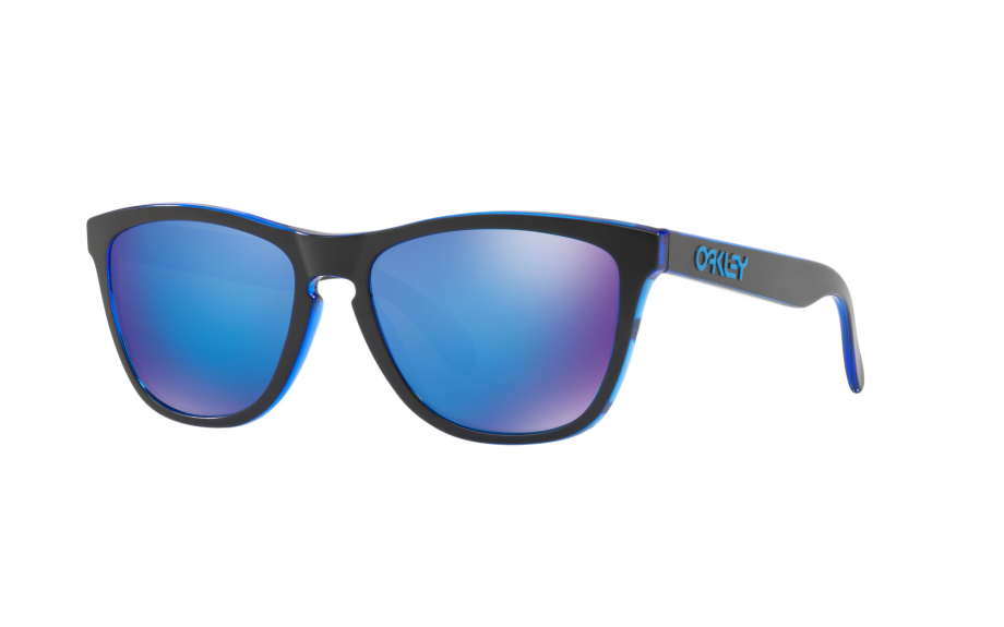 b2cf32efd67f Oakley Frogskins Eclipse Blue And Black OO9013-A9 - Free Shipping ...