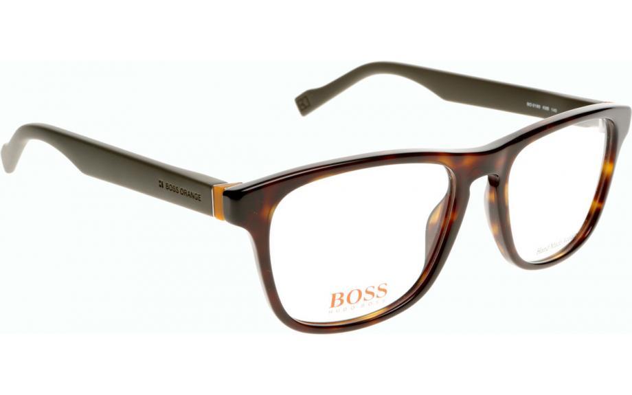 c0e49d161cd Hugo Boss Orange BO 0180 K8B 53 Glasses - Free Shipping