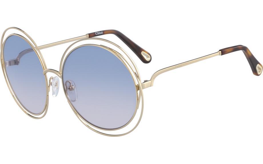 3897902a5e32 Chloé Carlina CE114SD 706 5818 Sunglasses - Free Shipping
