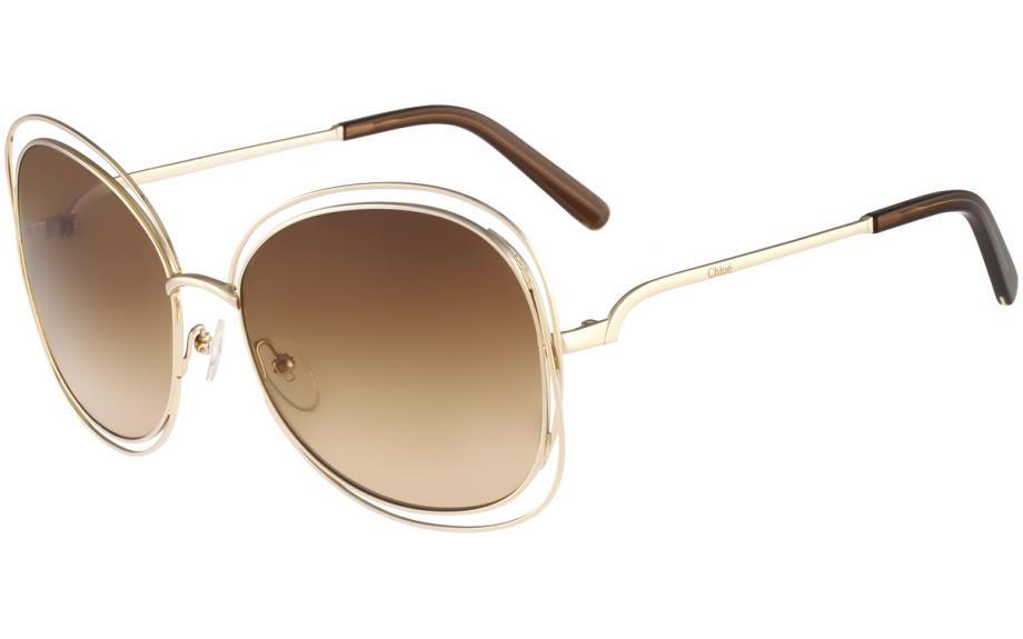 Chloe Sunglasses  chloé carlina ce119s 786 60 sunglasses free shipping shade station
