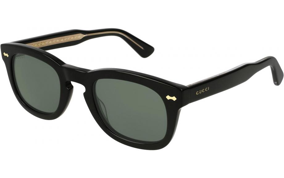 e746df46f917 Gucci GG0182S 002 49 Sunglasses - Free Shipping | Shade Station