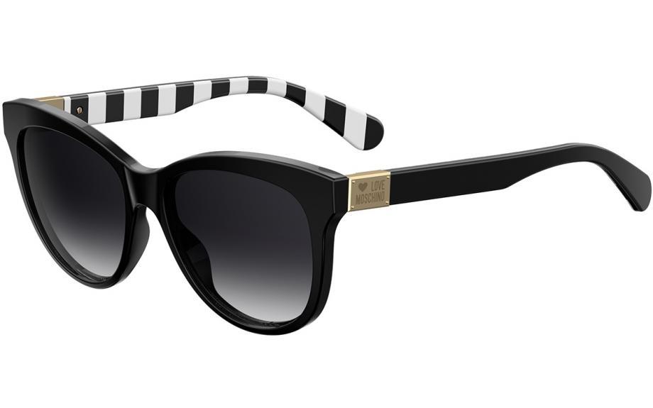 60f9b5a25366 Love Moschino MOL001/S 807 9O 55 Sunglasses - Free Shipping | Shade Station