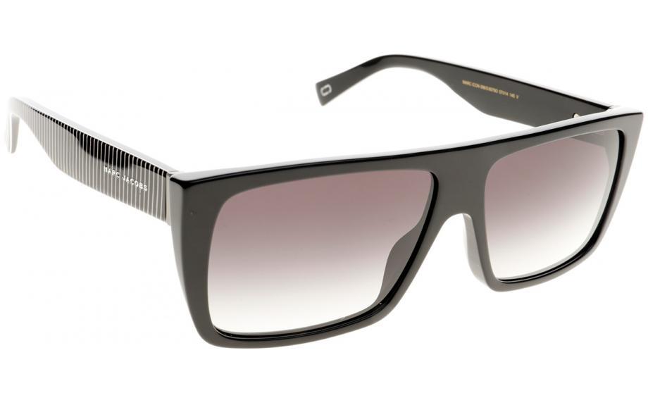 Marc Jacobs Icon096/S Sonnenbrille Schwarz 807 57mm FCgunafT