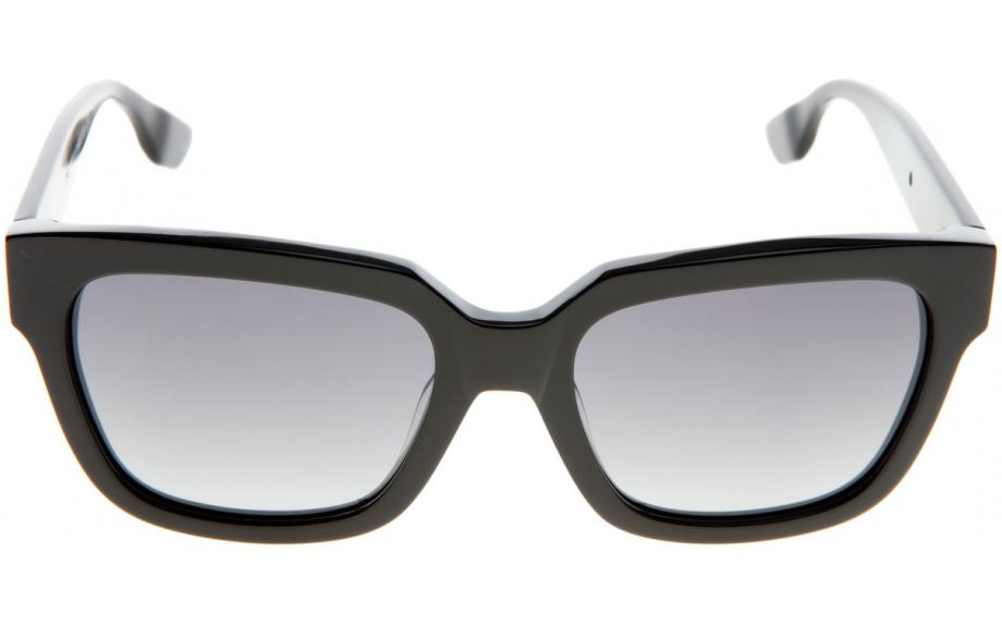 Mcq Sunglasses  mcq by alexander mcqueen mq0029s 001 54 sunglasses free shipping