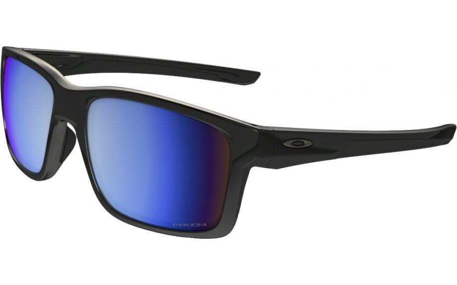 e5117f4a36 Oakley Mainlink Prizm Deep Water Polarised Polished Black OO9264-21ALT -  Free Shipping | Shade Station