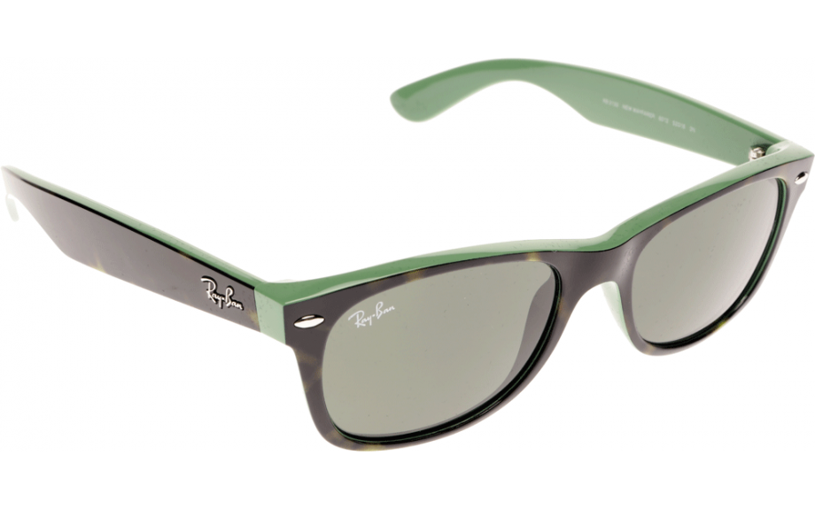 Ray-Ban Wayfarer RB2132 6013 55 Sunglasses - Free Shipping   Shade Station be9195975f7c