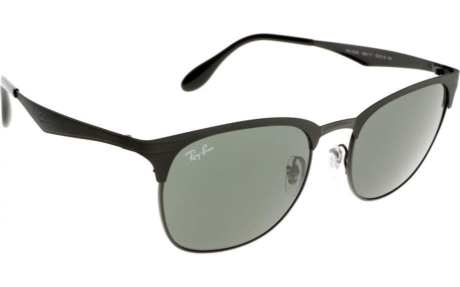 Ray-Ban RB3538 186 71 53 Sunglasses - Free Shipping   Shade Station dba5cc349d