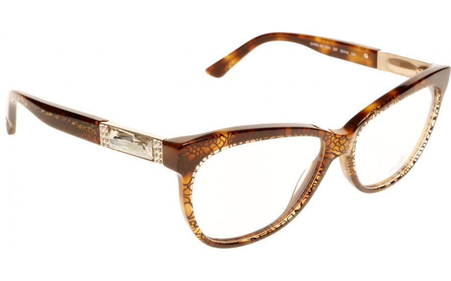97a642bd4f36 Swarovski Doris SK5091 56F 56 Glasses - Free Shipping