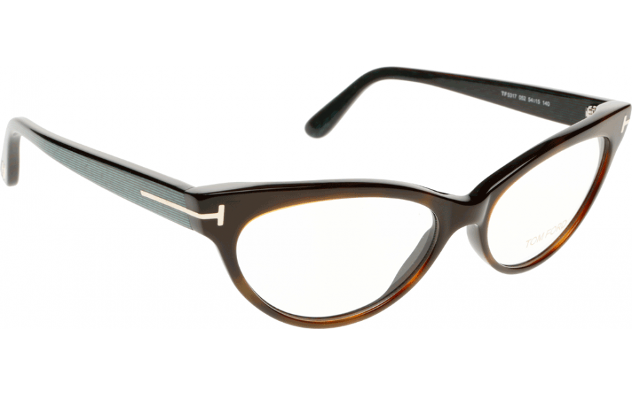 6732d4f48de9 Tom Ford FT5317 052 54 Glasses - Free Shipping