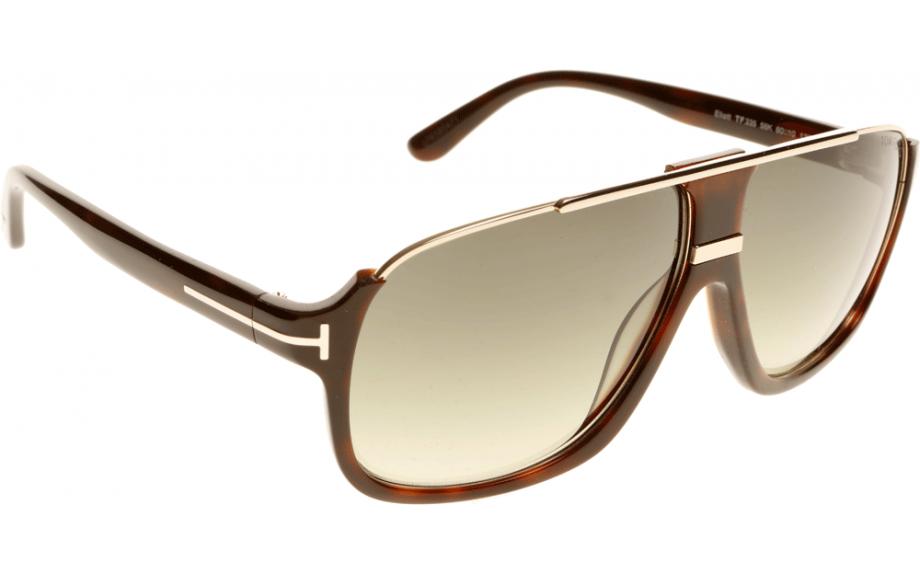 816ba2c37ac Tom Ford Elliot FT0335 56K 60 Sunglasses - Free Shipping
