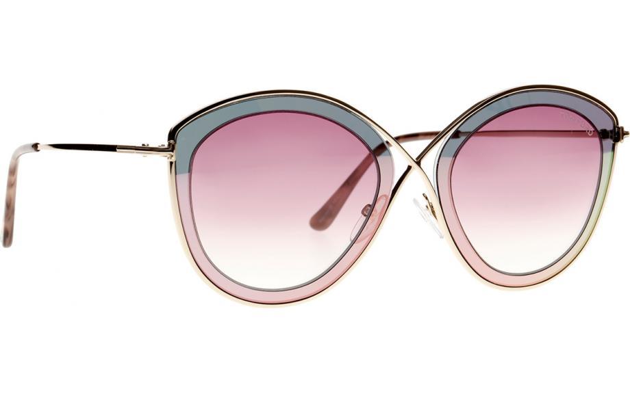 5d6c8a2b5dcc1 Tom Ford Sascha FT0604 S 77T 55 Sunglasses - Free Shipping