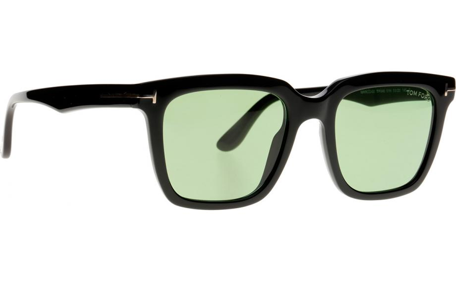 8c9534330722 Tom Ford Marco-02 FT0646 S 01N 53 Sunglasses - Free Shipping