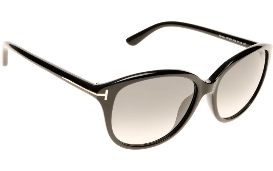 8d2174580498 Tom Ford Karmen FT0329 01B 57 Sunglasses - Free Shipping