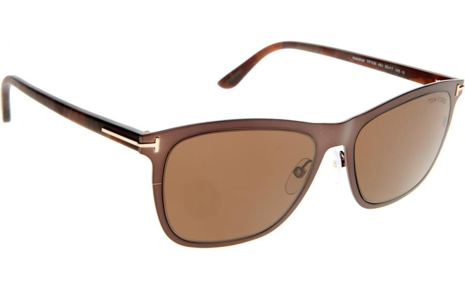 bd184ebbde Tom Ford Alasdhair FT0526 S 48J 55 Sunglasses - Free Shipping ...