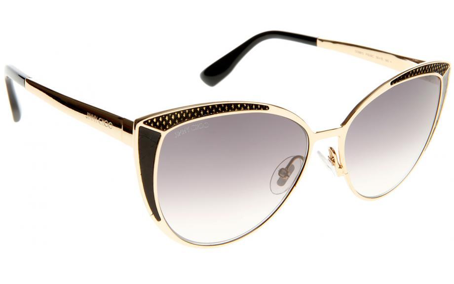 ea7c0dbc2399d Jimmy Choo DOMI S PSU 9C 56 Sunglasses - Free Shipping
