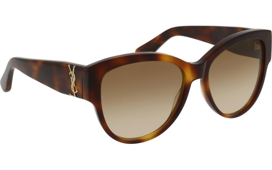 a8b24245008 Saint Laurent SL M3 005 55 Sunglasses - Free Shipping | Shade Station