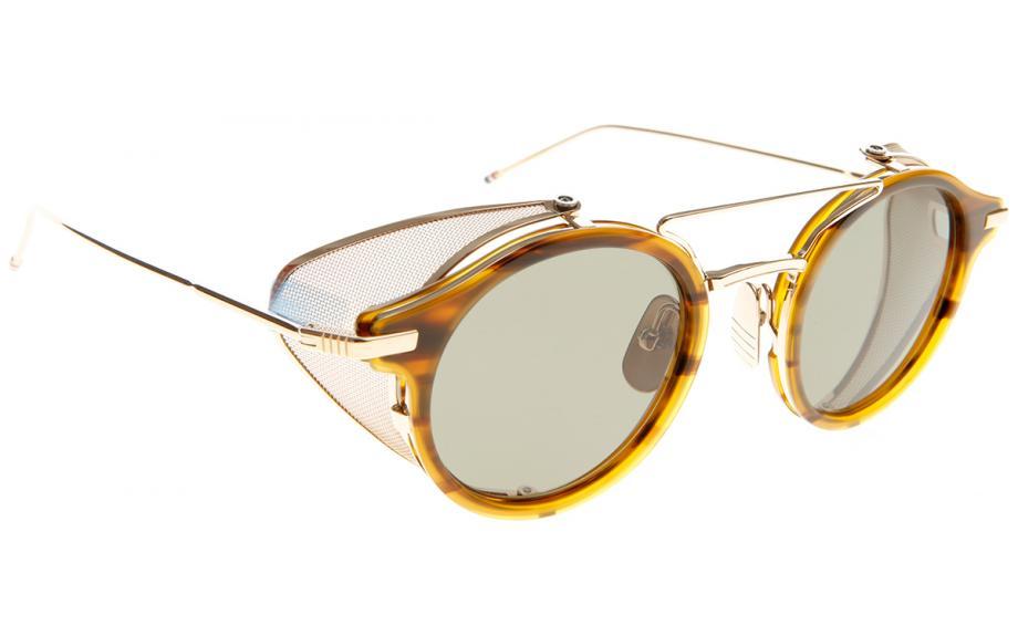 b20118d8d2 Thom Browne TB-804-A-45 Sunglasses - Free Shipping
