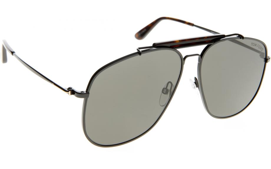 07a2f1b700758 Tom Ford Connor-02 FT0557 S 01A 58 Sunglasses - Free Shipping ...