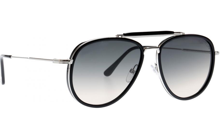 06496b6403c Tom Ford Tripp FT0666 01B 58 Sunglasses - Free Shipping